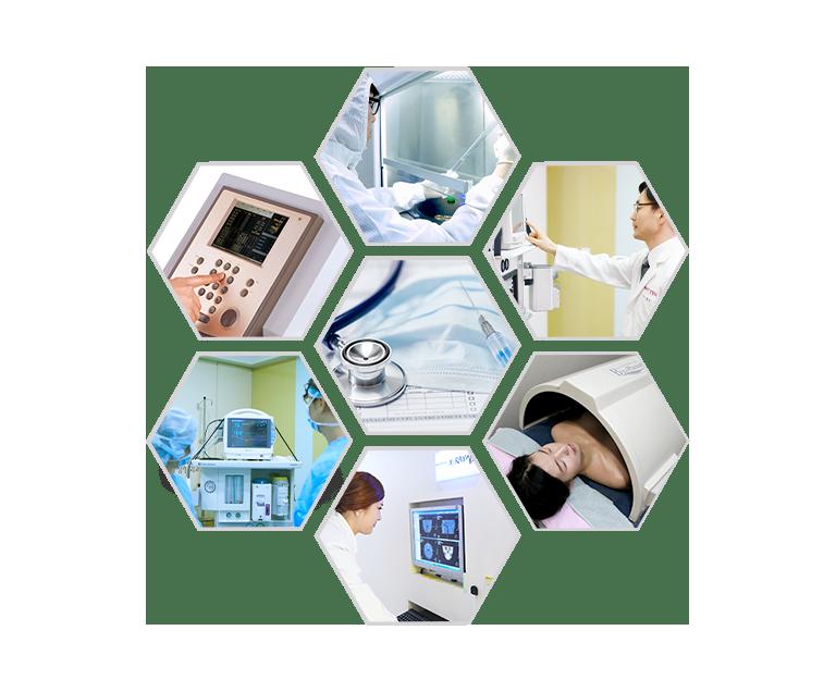 体系的な検診システム