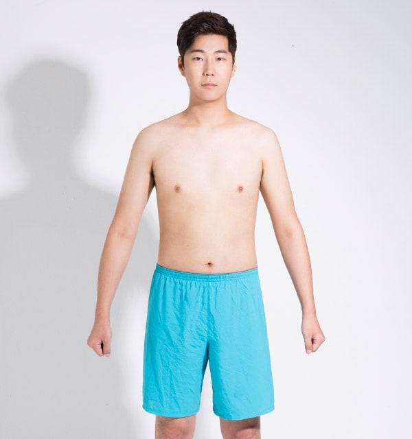 男性の腹部脂肪吸引