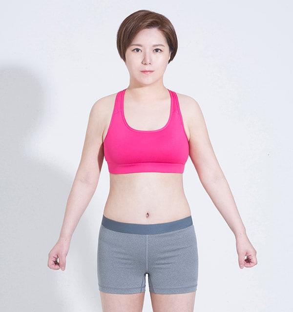 二つの体型改善デュアルスリム