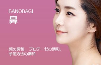 韓国バノバギ美容外科_鼻整形