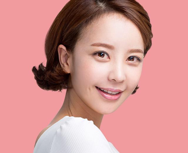 韓国バノバギ美容整形外科_両顎手術_症例写真