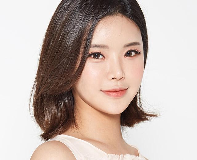 韓国バノバギ整形外科_輪郭整形の症例写真